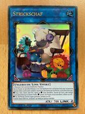 Strickschaf BLAR-DE092 1. Auflage Near Mint Ultra Rare Yu-Gi-Oh Link