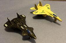 2 Soma Diecast Jets Airplanes Usaf