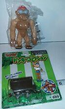 2pc Takara Donkey Kong funky candy figure anime manga video game Japan rare lot