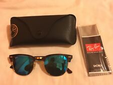 9b93fe75cced1 New RayBan Men s Mirror Clubmaster Sunglasses RB 3016 1145 17. 51 21.