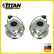 For Chevrolet Captiva Vauxhall Antara 2007-11 25903295 X 2 Rear Wheel Bearings