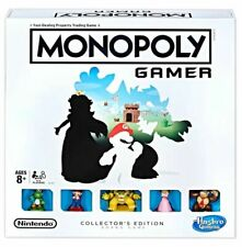 Monopoly Gamer Collector's Edition Board Games  Brand New