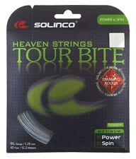 Solinco Tour Bite Diamond Rough 16L 1.25mm Tennis Strings Set