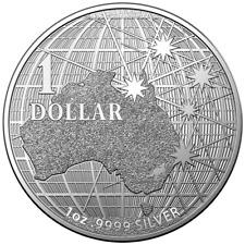 Royal Australia Moneda Beneath The Southern Cielo 2020 1 Onza 999 de Plata Stgl