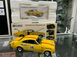 1:18 Classic Carlectables Holden HT GTS 350 Monaro #15 Norm Beechey #416 / 750