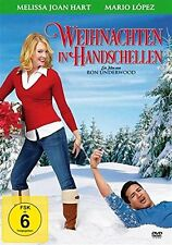 HOLIDAY IN HANDCUFFS (Melissa Joan Hart) DVD - PAL Region 2 - New