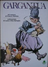 GARGANTUA RABELAIS LAURA E DINO BATTAGLIA I SEMPREVERDI 1980
