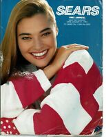 Vintage 1992 Sears Annual Catalog Free Shipping!