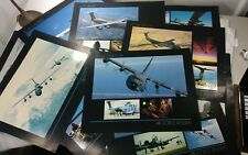 10 Vintage Air Force Reserve Posters, f-4 Phantom, Stratotanker, f-16 and MORE!