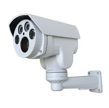 AHD 960P PTZ Bullet Camera Pan Tilt 5-50mm Outdoor Security IR Cut Night Vision