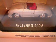 Porsche Cabrio 356 Nr. 1 Schuco Porsche Museum in Original Verpackung