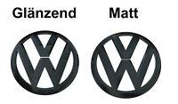 VW Zeichen Schwarz Matt Vorne Passat B8 3G Variant Limousine R-Line GTE TSI TDI