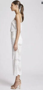Shona Joy Lace Pants - White
