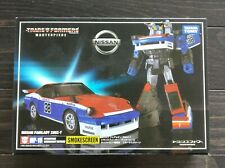 Takara Tomy Transformers Masterpiece Smokescreen MP 19 Nissan Action Figure NEW