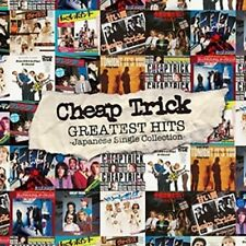 Cheap Trick Greatest Hits Japanese Single Collection 2 Disc CD