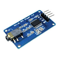 YX5300 UART Control Serial MP3 Music Player Module For New Arduino/AVR/ARM/PIC
