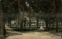 Little Falls NY Western Park c1910 Postcard