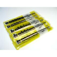 Hobbies Yellow Label Fretsaw Blades Ex.Heavy 11EH (10tpi) Plain Ended 144 Blades