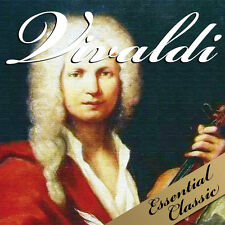 VIVALDI ESSENTIAL classique 3 CD Musica classique symphonies baroque Selection