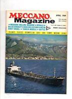 Meccano Magazine - April 1969