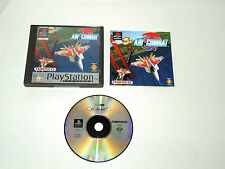 AIR COMBAT complete in box PAL PS1 sony playstation game