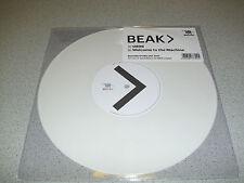 "BEAK> - 0898 / Welcome to the Machine - ltd.(only 1000) white 10"" Vinyl /// Neu"
