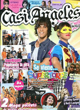 TEEN ANGELS - CASI ANGELES RARE Magazine Argentina March 2011 #49