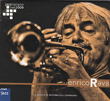 ENRICO RAVA - jazz italiano live 2009 CD