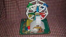 Vintage Fisher Price Music Box Ferris Wheel #969
