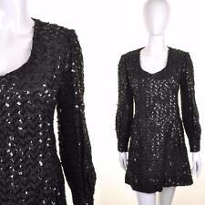 Eveningwear Polyester Dresses 1960s Vintage