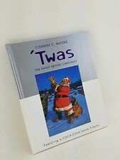 Hallmark & Coca-Cola 'Twas The Night Before Christmas (2001 hardcover)