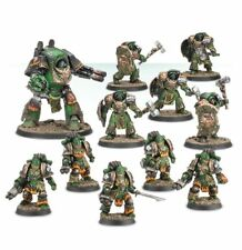 Warhammer 40,000 Salamanders Legion Support Cadre bundle collection lot 991