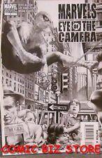 MARVELS EYE OF THE CAMERA #2 (2009) 1ST PRINTING MARVEL COMICS VARIANT