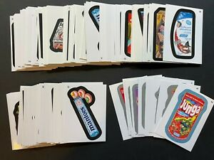 Topps Wacky Packages Sticker Lot 2005, 2013, 2014: Base, Silver, Blue &More 300+