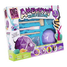 Grafix Dig Create and Discover Amethyst Kit Age 5+