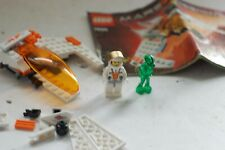 LEGO 7695 ~ Mars Mission ~ MX-11 Astro Fighter w/ Instructions minifigures