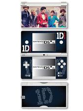 One Direction Vinyl Skin Sticker for Nintendo DSi XL