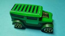 """RARE 2006 MARVEL - HUMMER 4x4 - GREEN and BLACK - DIECAST METAL - 2 3/4"""""""