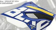 2014 Husaberg Original Side Panels Enduro Plastics & graphics 25th anniversary