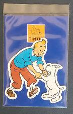 Magnet Tintin et Milou dansant Hergé Moulinsart