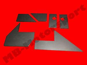 Karosserie Verstärkung Bleche Corsa B / Tigra A Umbau  C20XE / C20LET / X30XE