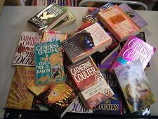 30 CATHERINE COULTER SUSPENSE OVERSTOCK GRAB BAG ROMANCE CLOSEOUT WHOLESALE