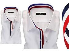 Men's Formal Shirt Men Italian Dress Designer Casual Luxury Shirts S M L XL XXL