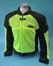 Tourmaster Intake 3.0 Womens Mesh Textile Jacket, Size 12-14, Day Glo, Armored