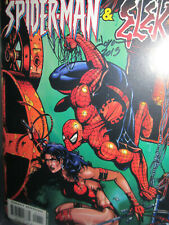 CGC SS 9.8 PETER PARKER SPIDER-MAN & ELEKTRA 1998 #nn CURRENTLY ONLY SIGNED COPY