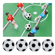 4Pcs Soccer Table Foosball Ball 32mm Plastic Replacement Fooseball Game.Fun.Set