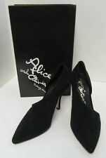0be9dbcc227a Alice + Olivia High (3 in. to 4.5 in.) Suede Heels for Women