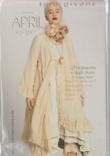 PATTERN - April - women's sewing PATTERN from Tina Givens