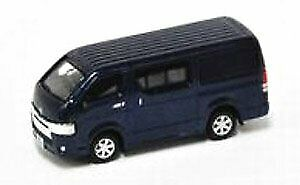 Tiny Toyota Hiace Blue Exhibition Exclusive