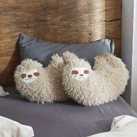 Plush Sloth Animal Soft Doll Stuffed Toy Cushion Pillow Home Car Decor Best